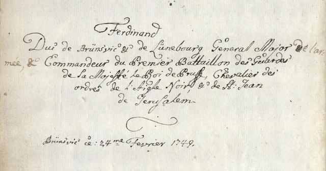 POPE (ALEXANDER) Essai sur l'homme, Helmstedt, 1749