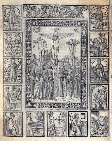 NATALIBUS (PETRUS DE) Catalogus sanctoru[m] gestorum eorus