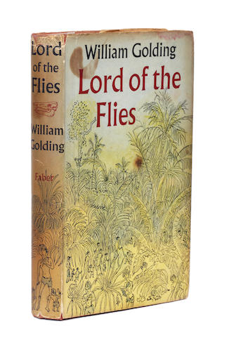 GOLDING (WILLIAM) Lord of the Flies, 1954