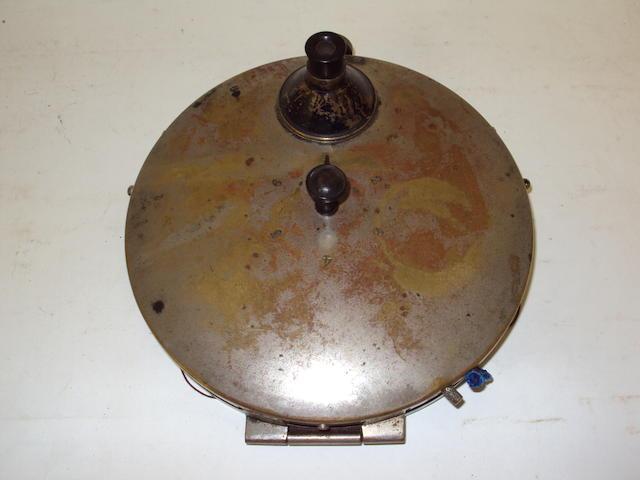 A C.P.Stirn concealed vest camera