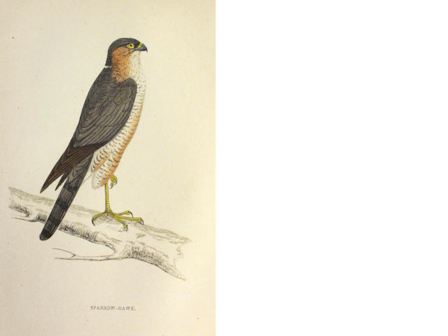 MORRIS (FRANCIS ORPEN) History of British Birds, 8 vol.