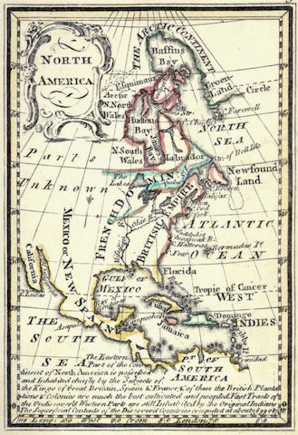 GIBSON (JOHN) Atlas Minimus, or a New Set of Pocket Maps, of the Several Empires, Kingdoms, and States of the Known World... from the best authoritities, revis'd, corrected and improv'd by Eman. Bowen, 1758