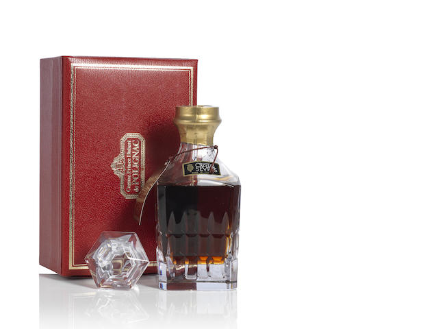 Prince Hubert de Polignac Decanter