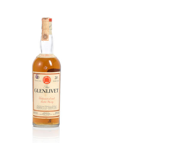 Glenlivet- 20 year old