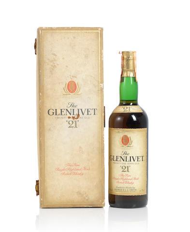 Glenlivet- 21 year old