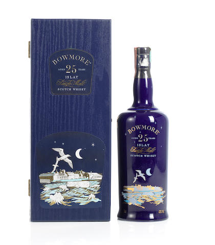 Bowmore Seagull- 25 year old