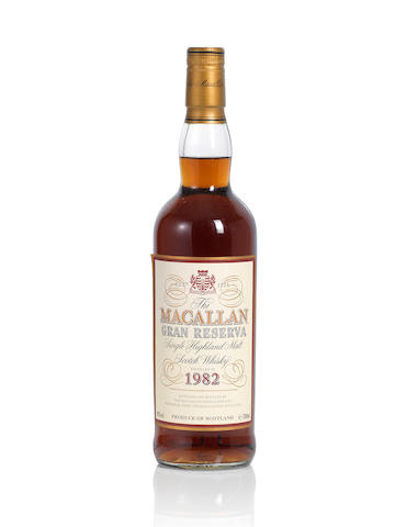 The Macallan Gran Reserva- 1982