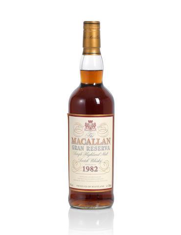 The Macallan Gran Reserva- 1982
