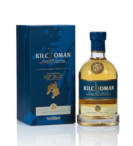 Kilchoman 100% Islay (6)