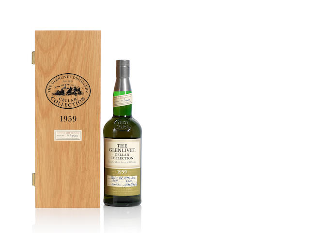 Glenlivet Cellar Collection- 1959- 42 year old