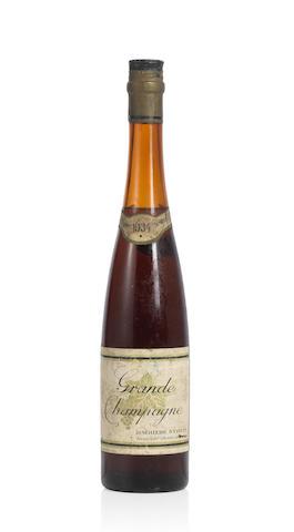 D'Evreux Grande Champagne Cognac 1934
