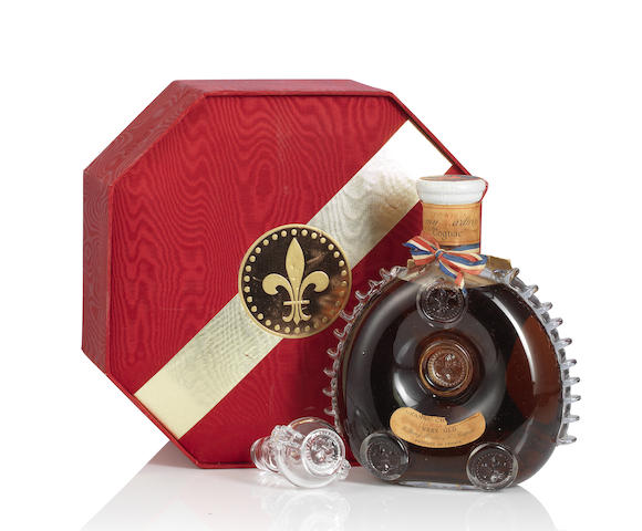 Rémy Martin Louis XIII (Octangle Box) 1970s