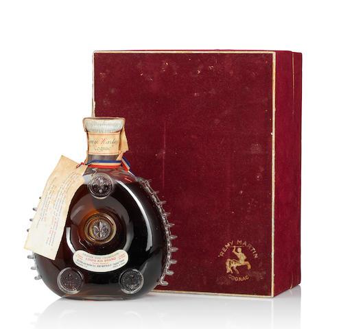 Rémy Martin Louis XIII (Velvet Red Box) 1950s