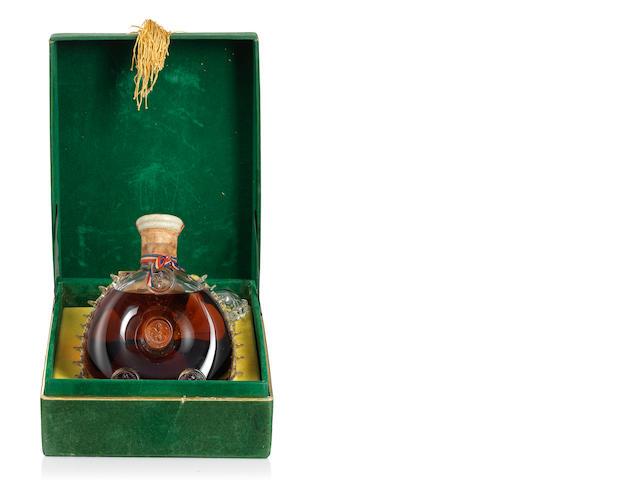 Rémy Martin Louis XIII (Velvet Green Box) 1950s