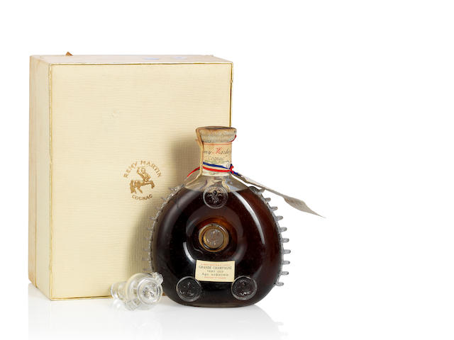 Rémy Martin Louis XIII Age Inconnu (Light Yellow Box) 1950s