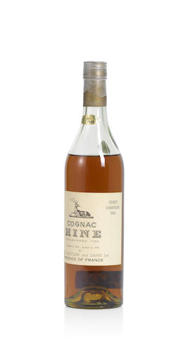 Hine Grande Champagne Cognac 1949