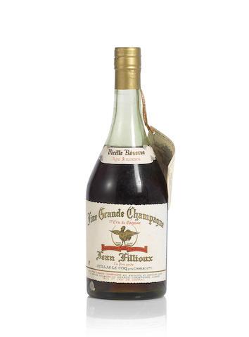 Jean Fillioux Age Inconnu Cognac