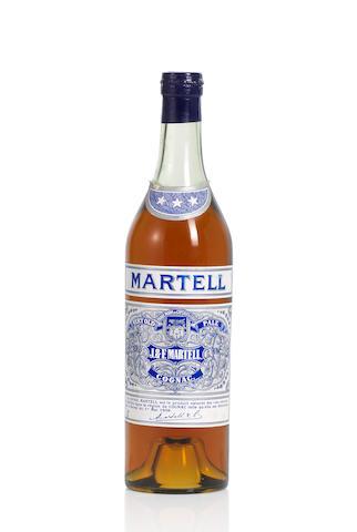 Martell Cognac 3 stars 1950s