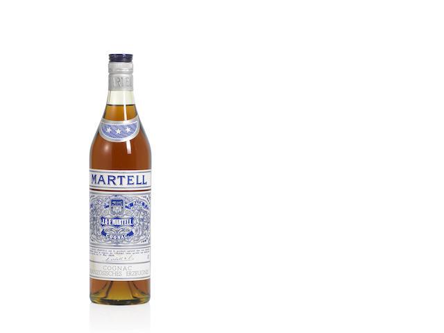 Martell Cognac 3 stars 1940s