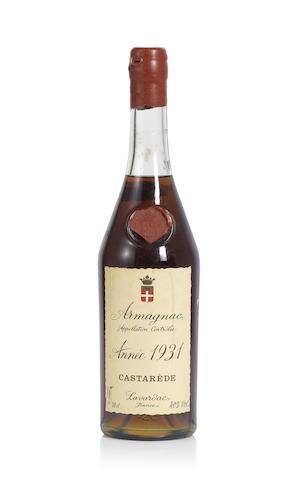 Lavaroac Armagnac 1931
