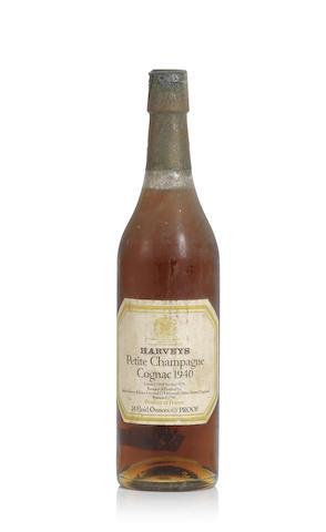 Harvey's Cognac 1940