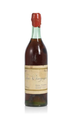 Pierre Fougerat Cognac 1914