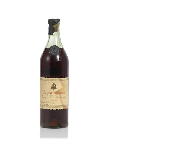 Briand Cognac 1906