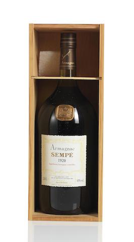 Sempe Armagnac 1920
