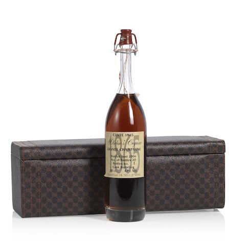 Dielen's Grande Champagne Cognac 1865