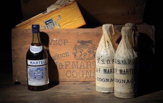 Martell VSOP Cognac 1940s (12)