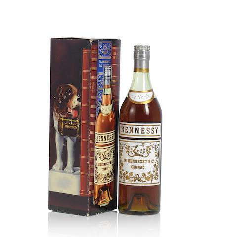 Cognac Hennessy 3 stars 1950s