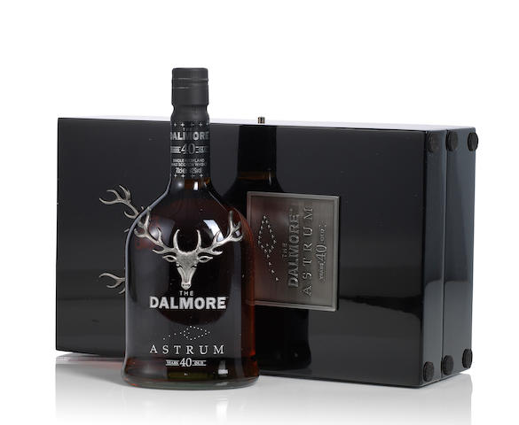 The Dalmore Astrum- 40 year old