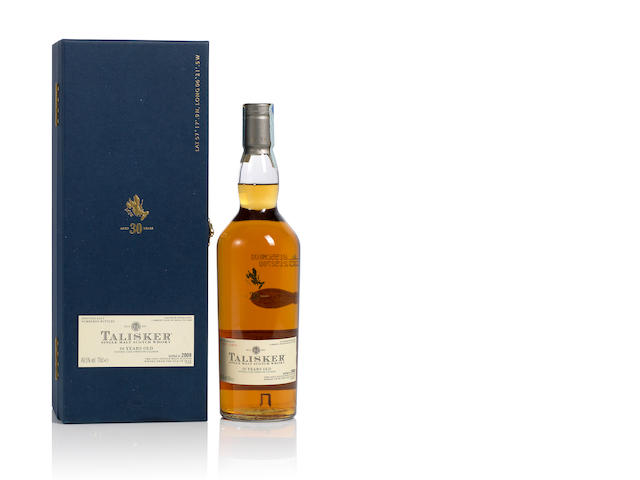 Talisker- 30 year old