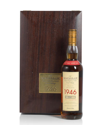 The Macallan-Select Reserve- 1946- 52 year old