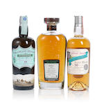 Glenesk- 1971- 30 year old (1) <BR /> Imperial- 1982- 27 year old (1) <BR /> Rosebank- 1975- 30 year old (1)