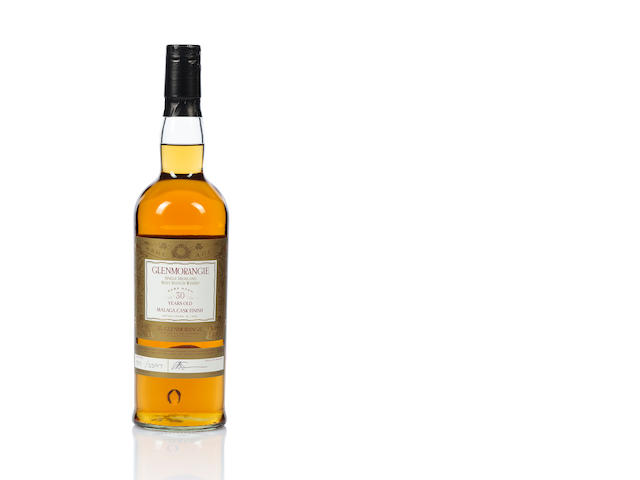 Glenmorangie Malaga Cask Finish- 30 year old
