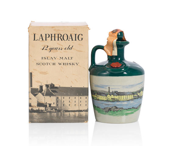 Laphroaig- 12 year old