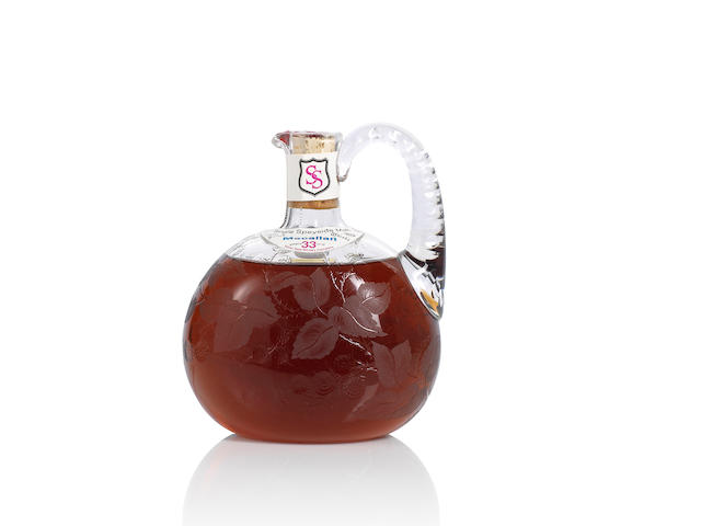 Macallan Decanter- 1977- 33 year old