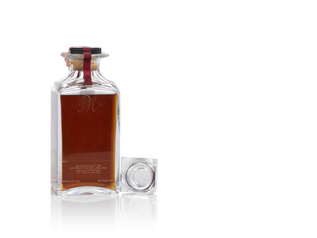 The Macallan Decanter- 1962- 25 year old