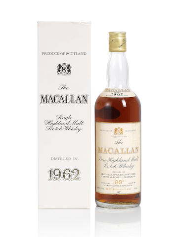 The Macallan- 1962