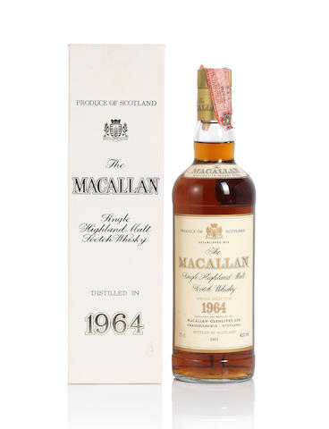 The Macallan- 1964
