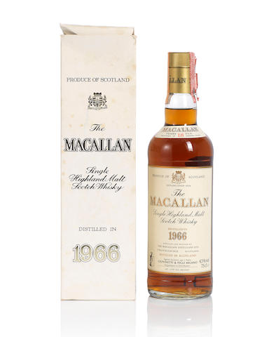 The Macallan- 1966- 18 year old