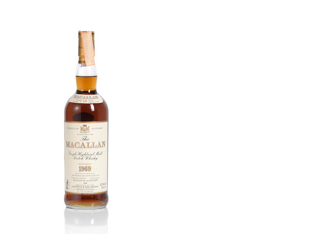 The Macallan- 1969- 18 year old
