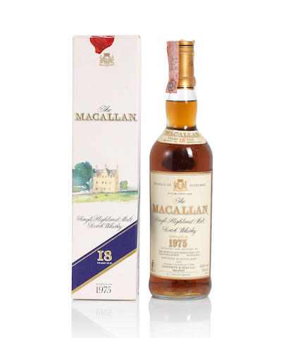 The Macallan- 1975- 18 year old