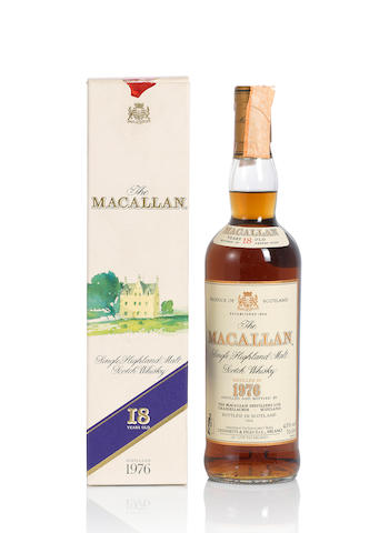 The Macallan- 1976- 18 year old