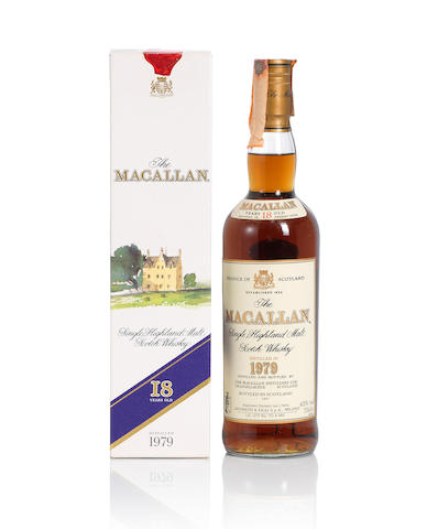 The Macallan- 1979- 18 year old