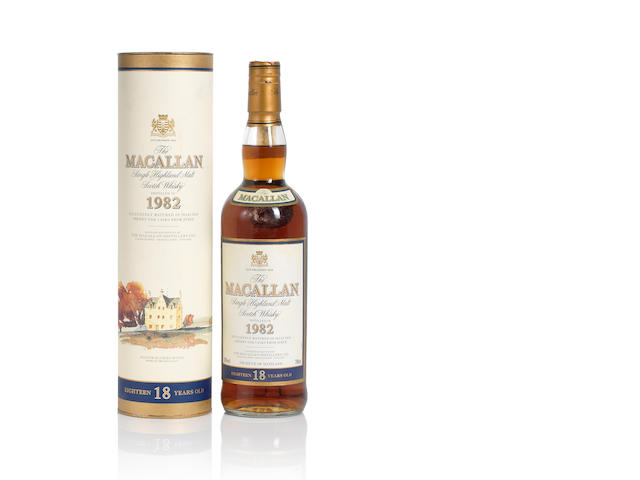 The Macallan- 1982- 18 year old