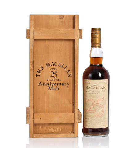The Macallan- 1965- 25 year old