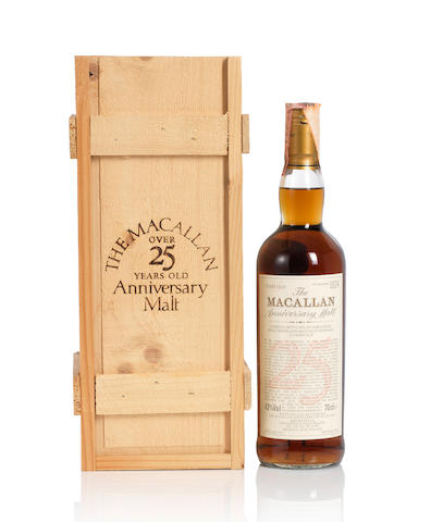 The Macallan- 1972- 25 year old