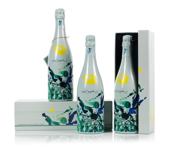 Taittinger Artist Collection 1998 (3)